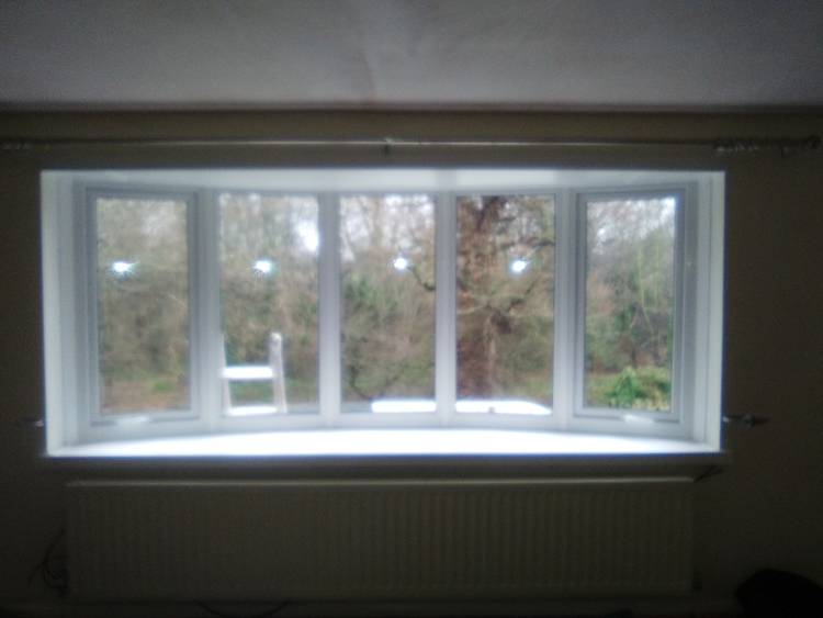 A rated double glazing units with acoustic glass for Double glazed window units