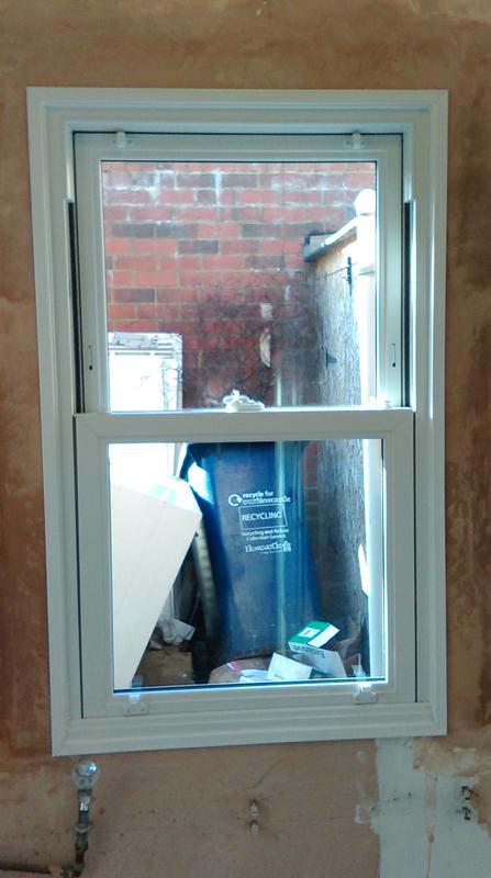 Top Quality Sliding Windows : Rehau sliding sash window installers sunderland and durham