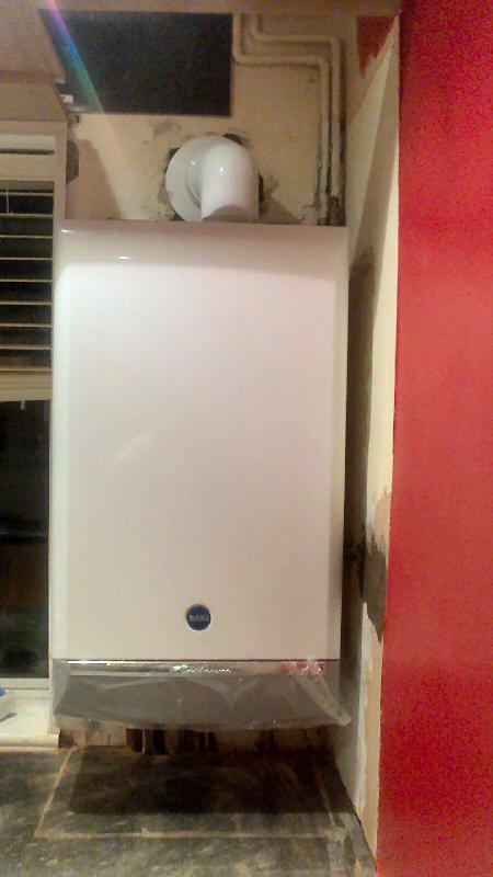 New Combi boiler Installer Newcastle upon Tyne