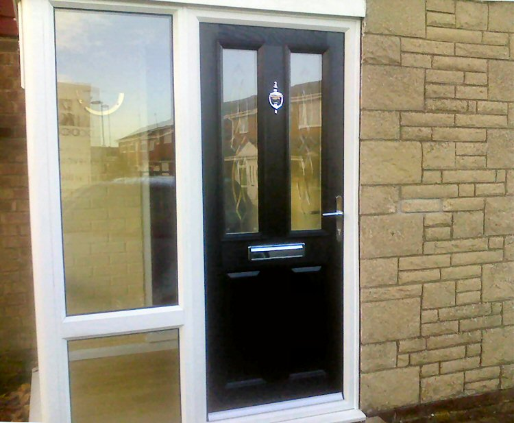 Coloured Composite Door Installers Newcastle And Durham