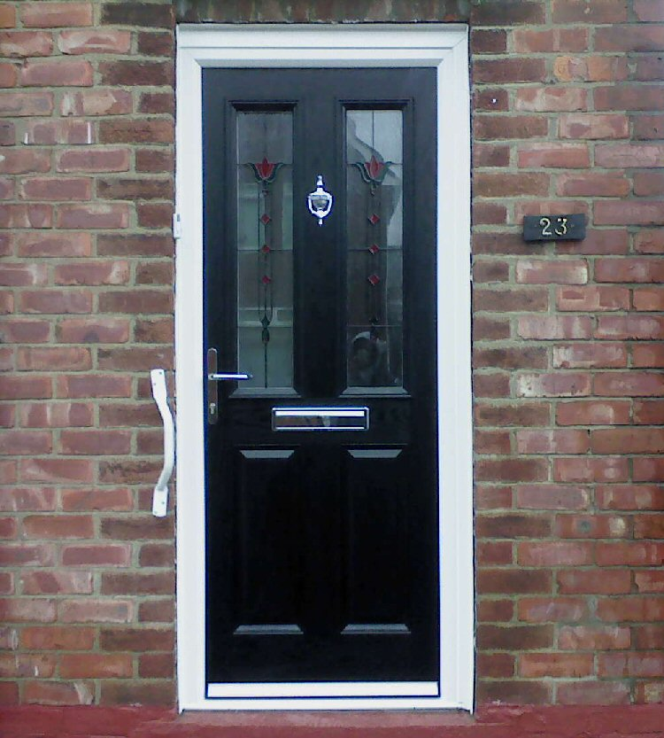 Coloured Composite Door Fitters Newcastle, Dave Kendall
