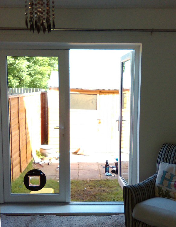 French Door Installers County Durham Cat Flap Fitters North East