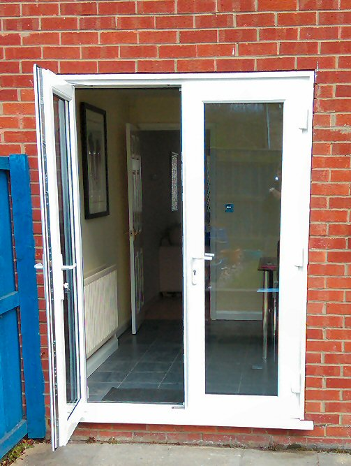 Exterior French Door Installers Cramlington And Northumberland
