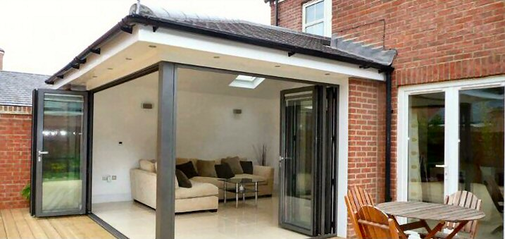Bi Folding Patio Doors 717 x 339