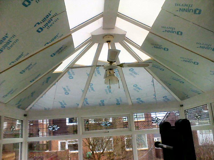 Conservatory Roof Insulation Newcastle Upon Tyne And