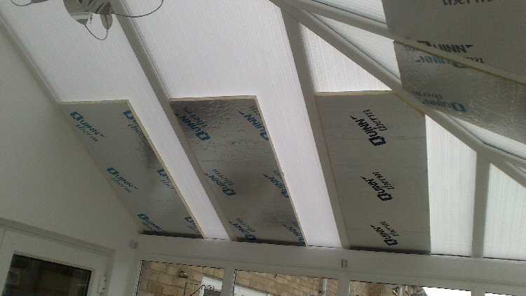 Conservatory Roof Insulation Kingston Park Newcastle Upon Tyne