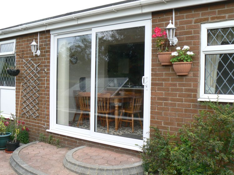 patio door installers newcastle