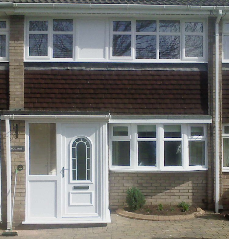 Pvc porches newcastle pvc porches north east a rated for Double glazed porches