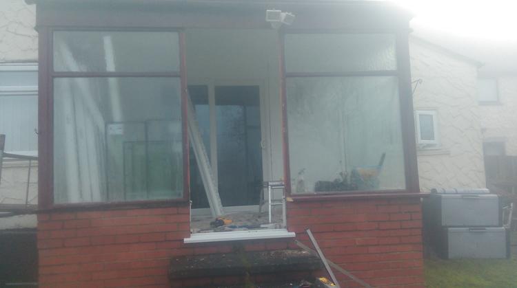 Rehau Porch Fitters Rehau Replacement Windows Newcastle