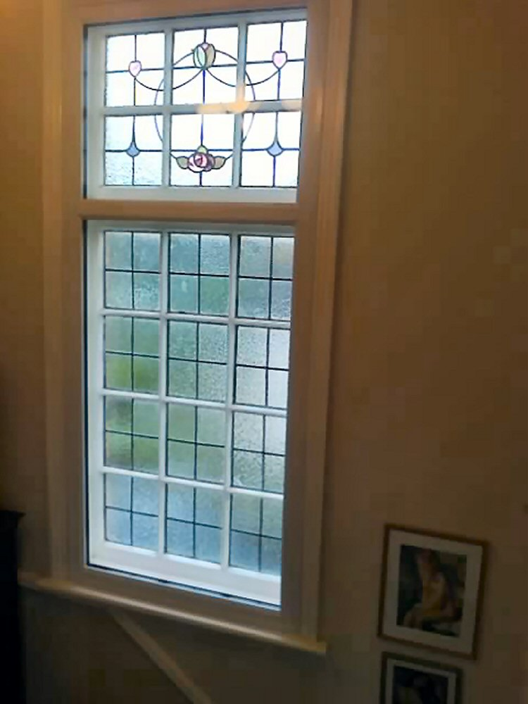 Secondary double glazed windows newcastle for Double glazed window units