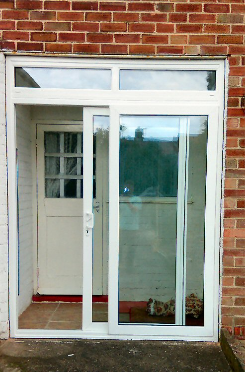 ... A Rated Patio Doors Fitted In Gosforth