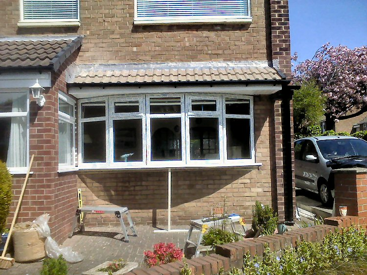 Bay window double glazing installation 2017 2018 best for Bay window installation