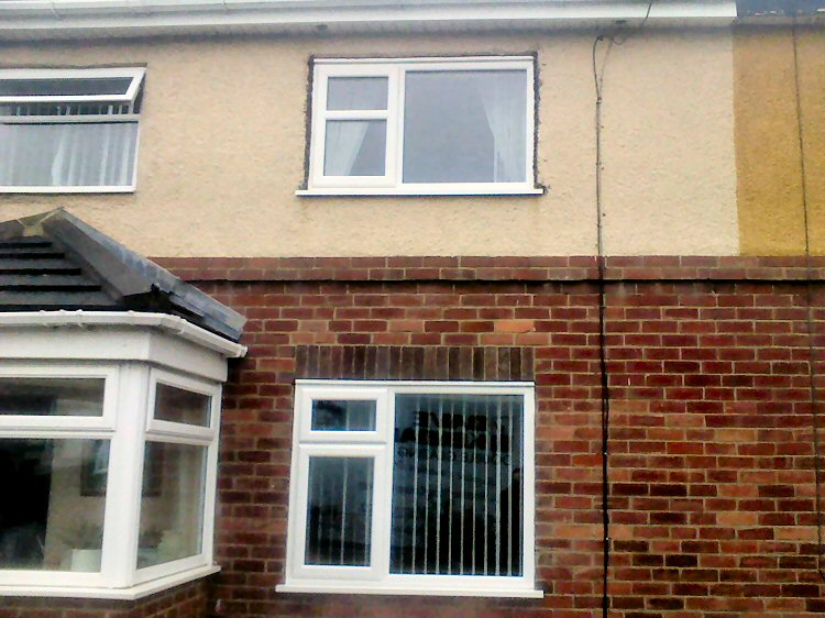 Kommerling profile replacement double glazed windows for Double glazed window units