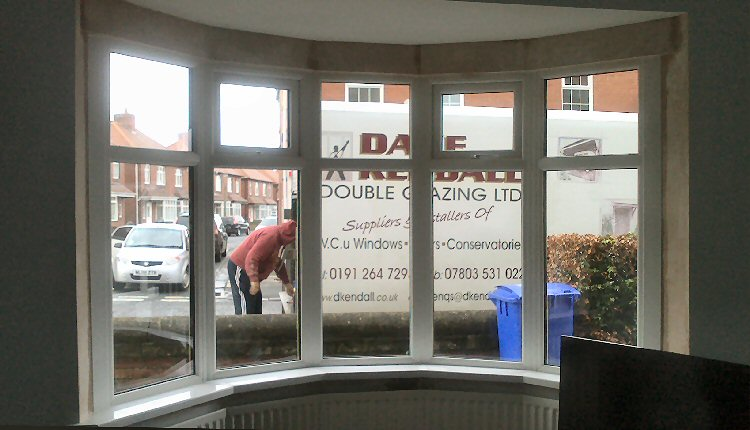 Double Glazing With Coloured Frames Anywhere In The North